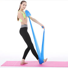 1.5M Exercise Pilates Yoga Dyna Workout Physio Aerobics Stretch Resistance Band