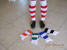 10 Calzettoni Calza Calcio Calcetto CELTIC 5 colori disp. mis uomo professionali