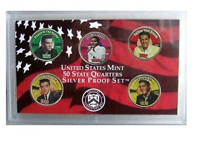 Elvis Presley - The Million Selling Singles Collection Quarters Coins with COA's