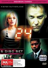 24 Season 3 (DVD, 2003, 6-Disc Set)