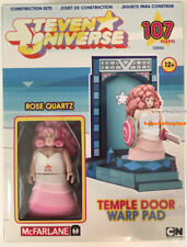 Steven Universe Rose Quartz Temple Door Warp Pad McFarlane 106 pc Building Set