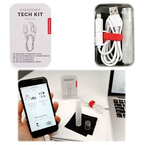 EMERGENCY TECH KIT - Handy Phone Accessory For Car Home Office **FREE DELIVERY**