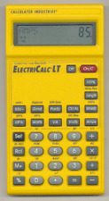 Calculated Industries 5025 ElectriCalc Lt Electrical Calculator