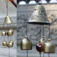 Chapel Bells Resonant Deep Tone Wind Chimes Living Garden Hanging Wind chime Hot