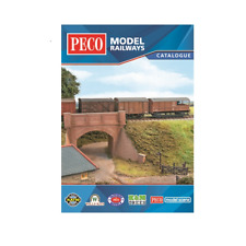 Peco CAT-4 Full Product Colour Catalogue 2018 Wills Ratio K&M Model Scene