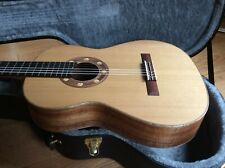 "Current commission built handmade ""Koa"" classical guitar tonewood"