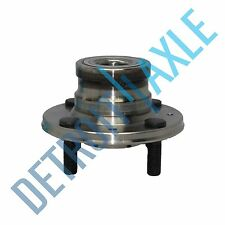 NEW Complete Rear Wheel Hub and Bearing Assembly for Mitsubishi Mirage w/ ABS