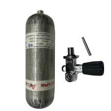 Acecare Pcp 6.8L Dot 4500Psi Carbon Fiber Cylinder Scuba Air Tank with Valve