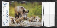 BRD/ Tiere-Wildschweine MiNr 2543 **