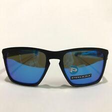 Oakley Sunglasses * Sliver XL 9341-13 Sapphire Fade Prizm Sapphire Polarized