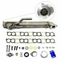 Upgraded EGR Cooler Kit&Gaskets For Ford E350 F250 6.0L Powerstroke Diesel Turbo