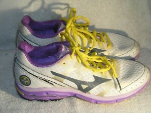Women's Running Shoes by Mizuno Wave Rider 17-Worn a Couple of Times-Sz 7 1/2 D