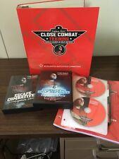 Captain Chris' CLOSE COMBAT TRAINING Vol 1 (12 DVDs, 2 BKS, BINDER, BONUS PACK)