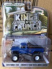 Greenlight Kings Of Crunch  Ford F-250 Monster Truck. Midwest Four Wheel Drive
