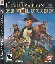 Sid Meier's Civilization Revolution PS3