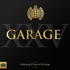 Garage XXV - Ministry of Sound - New 4CD Album