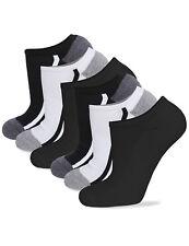 FashionOutfit Men's Cotton Assorted Athletic Low Socks No - Slip Cut