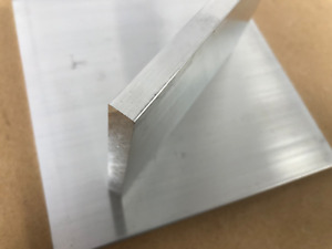 Aluminium flat bar, 10mm - Stock Clearance