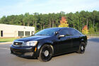 2014 Chevrolet Caprice 1-OWNER 85K PPV H.0 HD PURSUIT POLICE INTERCEPTOR CRUISER CLEAN COLD A/C RWD ALL BLACK STELTH COMP 2 9C1 B4C P71 FORD CROWN VICTORIA  P-71