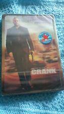 Crank 2 DVD Steelbook Sigillato Limited Edition introvabile cover lenticolare