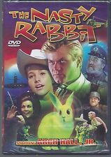CULT  DVD-- THE NASTY RABBIT - NEW  U. S. VERSION- FREE  FIRST CLASS MAIL