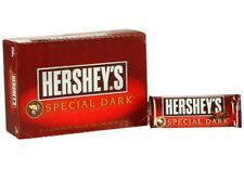 Hershey's Special Dark Chocolate Bars 36 count 1.45 oz Fresh