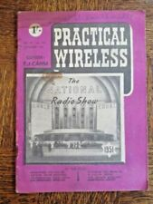 Science & Technology Practical Wireless Magazines in English