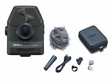 NEW ZOOM Q2N / ZOOM APQ-2N HANDY VIDEO RECORDER and Accessory Pack from JAPAN