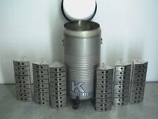 Taylor Wharton 3K Cryo Storage Dewar K Liquid Nitrogen Storage Taylor-Wharton