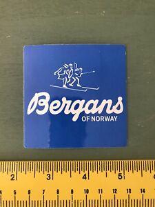 bergans of norway Sticker Skiing