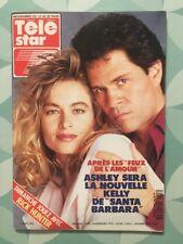 TELE STAR French 806 Mars 1992 SANTA BARBARA Eileen DAVIDSON Gerard PHILIPPE