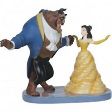 Disney Precious Moments 142713 Limitierte Ausgabe Beast & Belle Neu&in Box