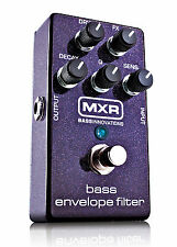 MXR M82 Bass Envelope Filter Bass Guitar Effects Pedal!