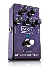 MXR M82 Bass Envelope Filter Bass Guitar Effects Pedal!