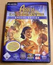 PC Game Spiel - Ankh - Kampf der Götter - Special Edition - Neu OVP