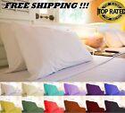1000 Thread Count 100% Egyptian Cotton 4 Piece Bed Sheet Set - Fits Deep Pockets