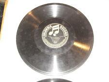 "Steve Porter, Columbia #Pat O'Briens Automobile/Honeymooning,78 rpm,10"",VG+."