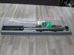 "Craftsman Microtork 1/2"" Drive Torque Wrench # 44595 MINT CONDITION"