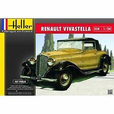HEL80724 - * Heller 1:24 Renault Vivastella