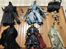 Toybiz Lord of the Rings lot of 6 loose figures Aragorn Ringwraith King of Dead