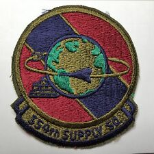 U.S. AIR FORCE 354th Supply Aigles écusson patch USAF