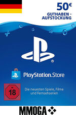 50 euro PSN card PlayStation Network haberes código € 50-ps3 ps4 ps5 ps vita de