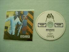OL DRAKE Guitarists Playing Guitars promo CD single Old Rake Evile