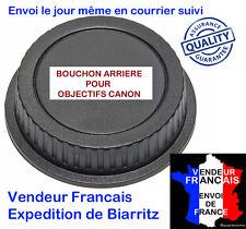 BOUCHON ARRIERE DE QUALITE PRO POUR TOUS LES OBJECTIFS  CANON EF & EFS