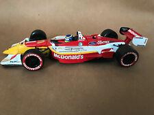 AUTOGRAPHED Champ Car Sebastien Bourdais #1 McDonalds 1:18 Die-Cast