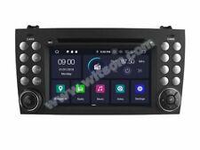 """AUTORADIO 7"""" Android 9.0 Octacore 4gb 32gb BENZ SLK200/SLK280 SLK350/SLK55 04-12"""