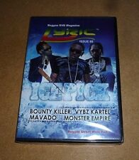Ice Pick - Reggae Street Wars Part 3 / DVD / 2011 / OVP Sealed / Lyric Issue 8