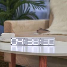 LED electronic clock living room bedroom silent modern minimalist clock