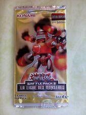 Booster YUGIOH - Battle Pack 3 : La ligue des monstres (BP03) - NEUF VF