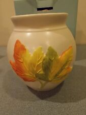 P7921 Partylite Harvest Aroma Melts Warmer leaves leaf Fall Autumn decoration
